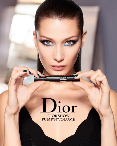 Bella Hadid for Dior