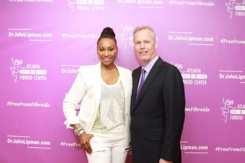 cynthia bailey and dr. john lipman
