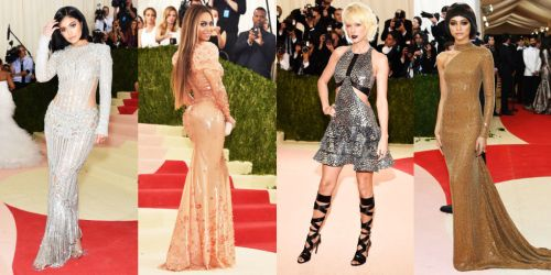 met gala fashion