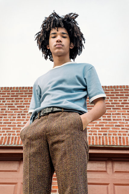 Luka Sabbat in the New York Times