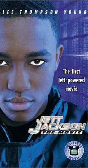 the famous jett jackson movie poster
