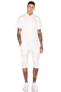 white male romper