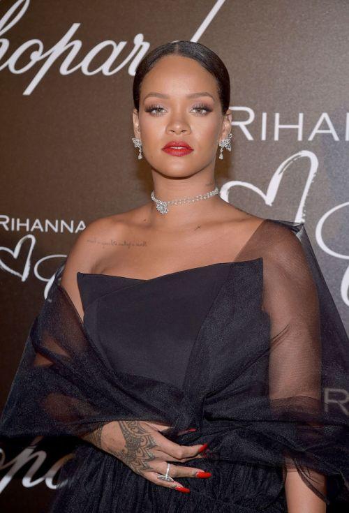 Rihanna x Chopard event