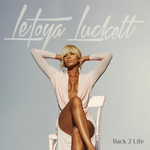 letoyah luckett back to life album cover