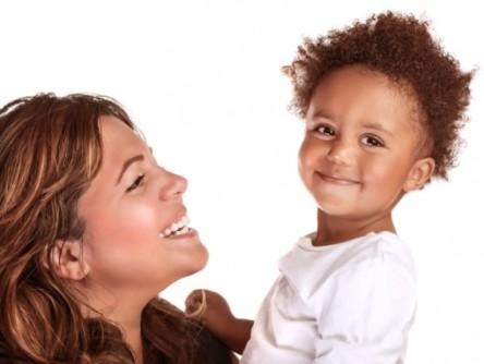 """, Hey Mikey- """"White Mama, Black Baby"""""""