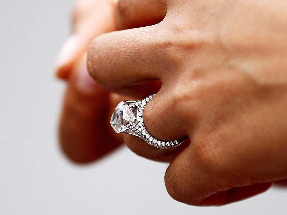 6 sneaky tricks to figure out their engagement ring size without having to ask
