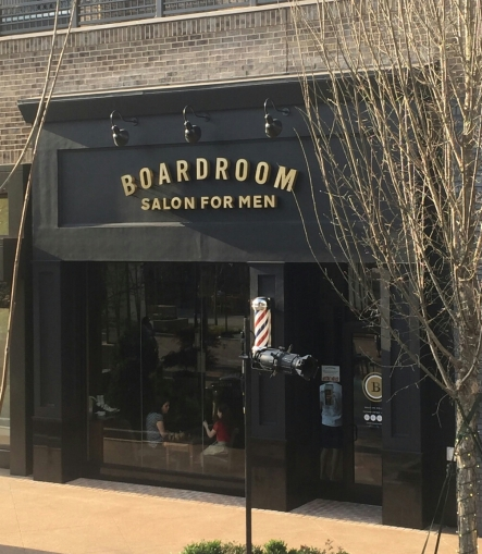 boardroom salon for men at avalaon
