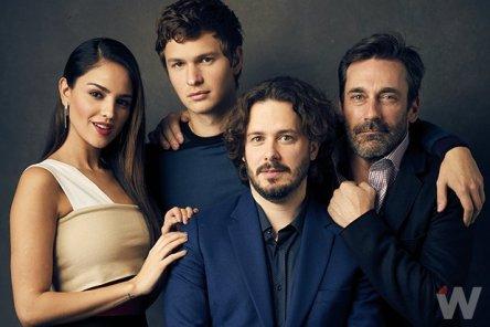 Baby Driver movie cast