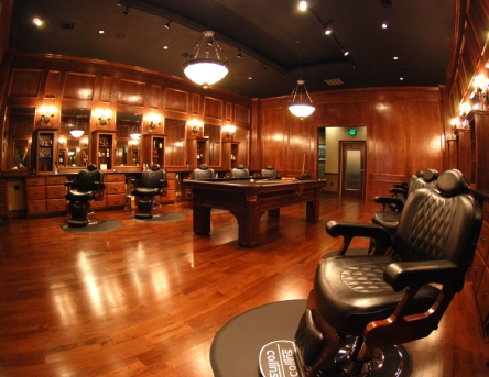 boardroom salon for men at avalon