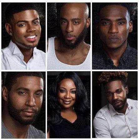 Red Carpet, Hashtags & Heartbreak cast