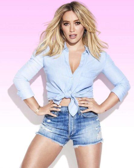 , #CelebrityCrush- Hilary Duff