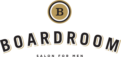 boardroom salon for men logo
