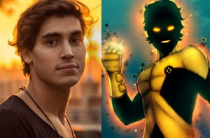 "Henry Zaga cast as ""Roberto Da Costa/Sunspot"" in New Mutants Movie"