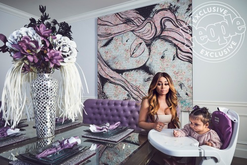 blac chyna and dream kardashian in people magazine