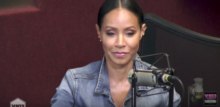 jada pinkett smith at ryan cameron morning show with wanda smith