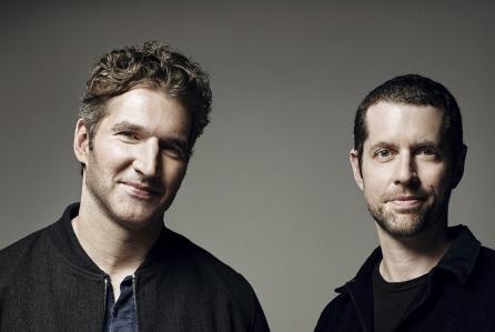 DB Weiss and David Benioff