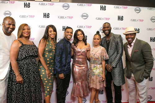 girls trip movie cast screening at essence festival 2017