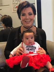 kris jenner and dream kardashian