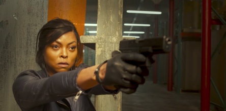 taraji p. henson in proud mary