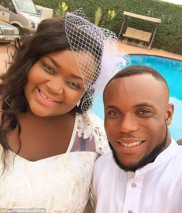 sexy Mzznaki Tetteh and Koho Prince