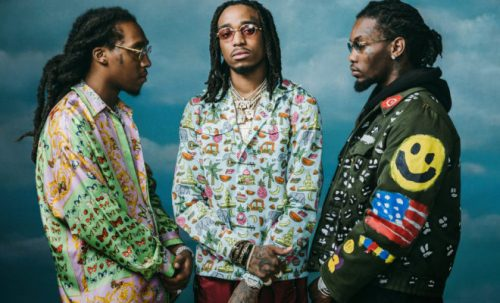 Fashion Crush- Migos