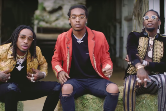 fashion crush-Migos