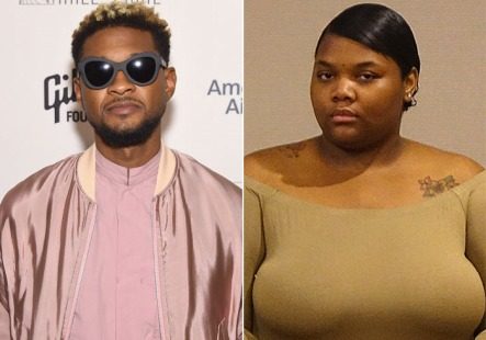 sexy usher and quantasia sharpton