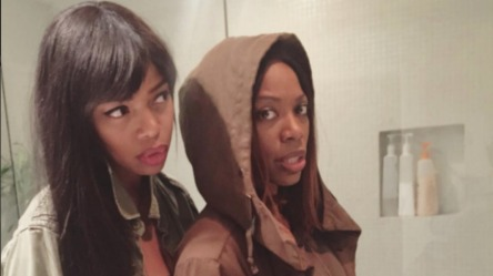 Yvonne Orji And Jill Marie Jones