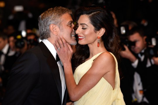 Amal Clooney fashion crush