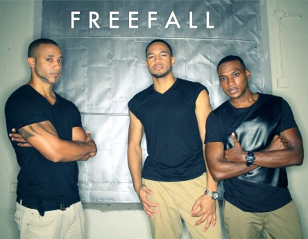 free fall web series